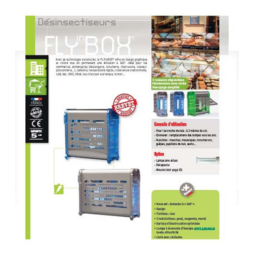 Bactinet FLYinBOX 3