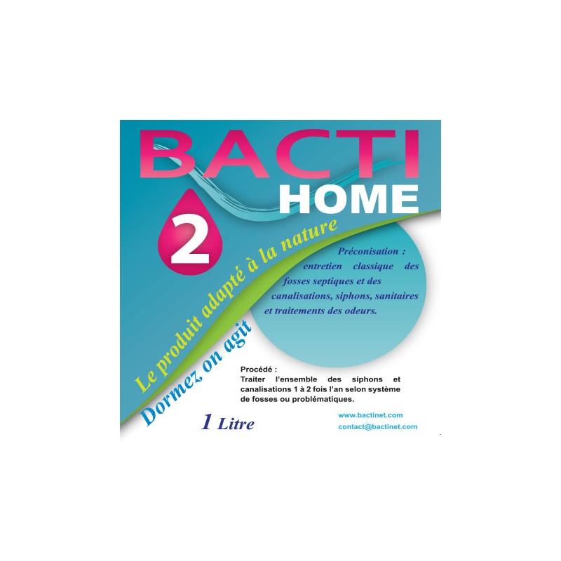 Bactinet Bacti Domestique 2 X 1l 1