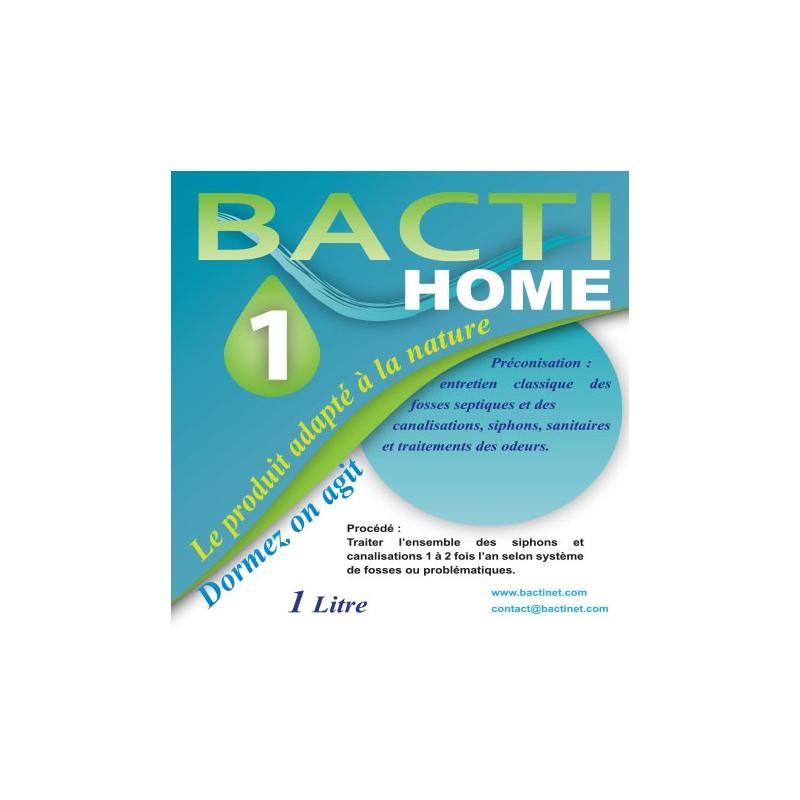 Bactinet Bacti Domestique 2 X 1l