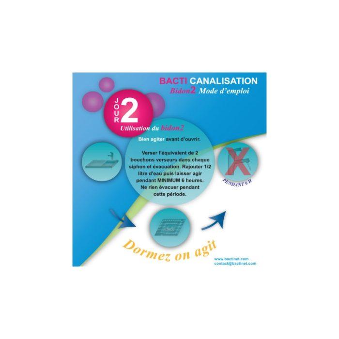 Bactinet Bacti Domestique 2 X 5l 2