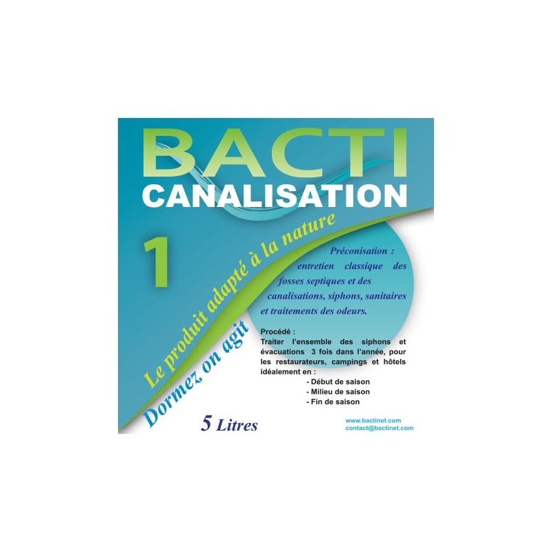 Bactinet Bacti Domestique 2 X 5l 3