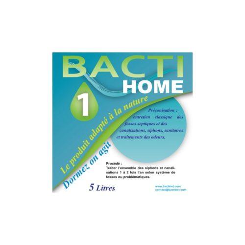 Bactinet Bacti Domestique 2 X 5l 4 1