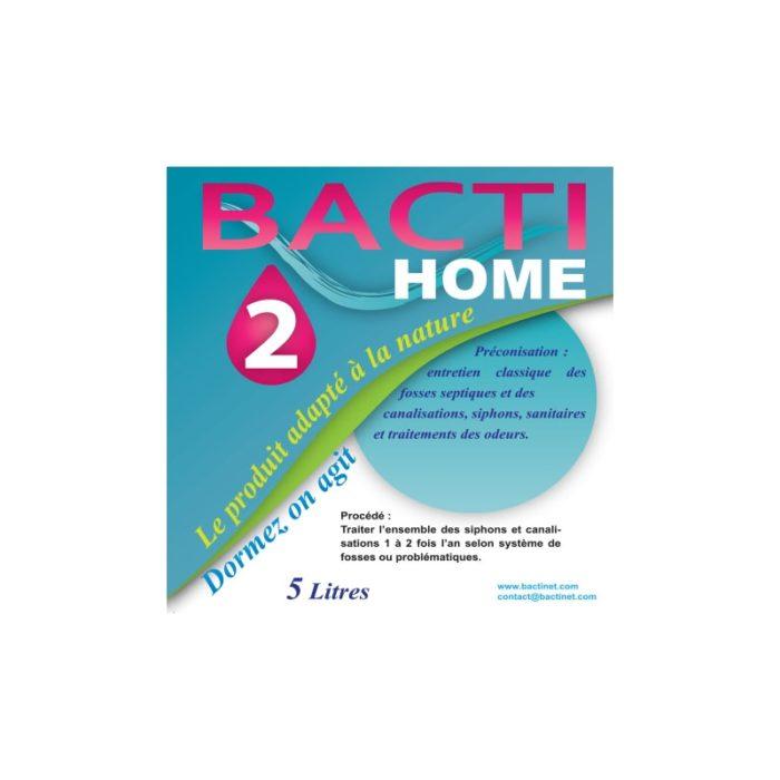 Bactinet Bacti Domestique 2 X 5l 5