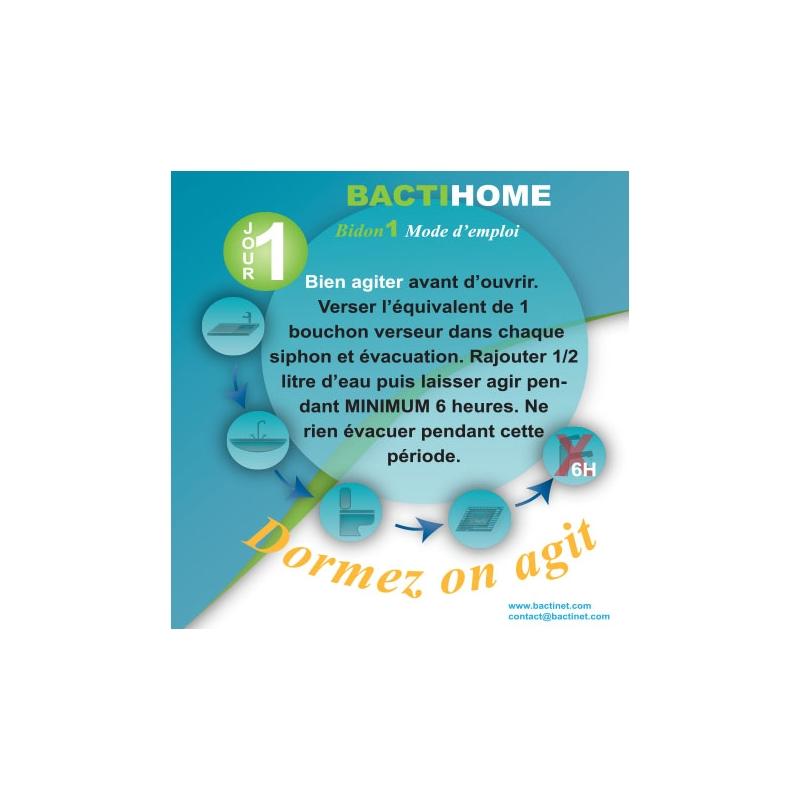 Bactinet Bacti Domestique 2 X 5l 6