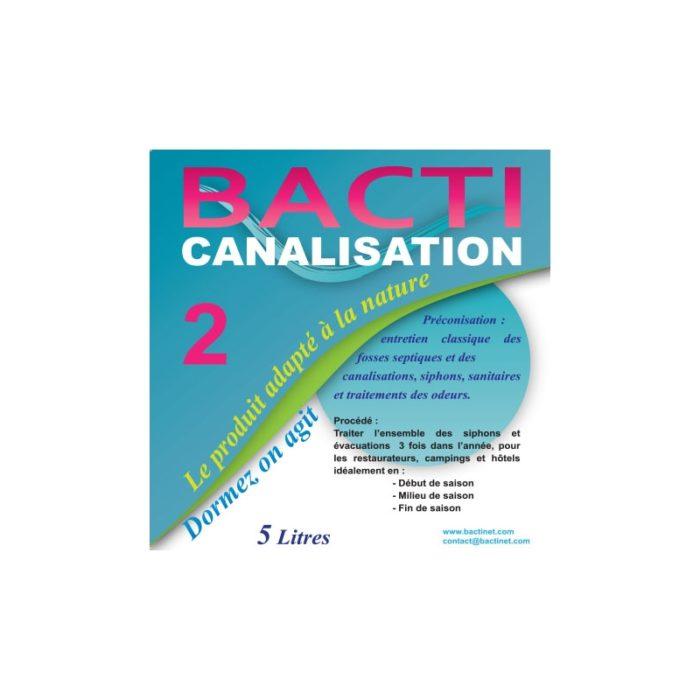 Bactinet Bacti Domestique 2 X 5l