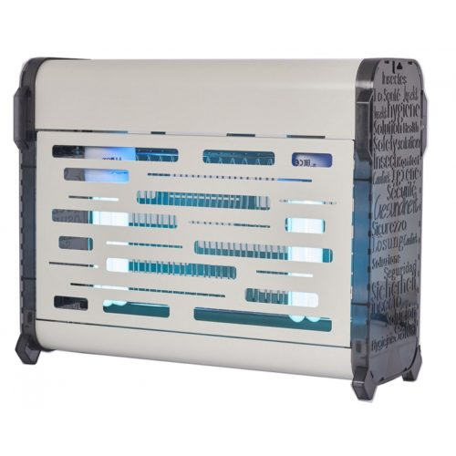 Bactinet Destructeur D Insectes Flyinbox Color 20 Laque Blanc Bleu 4 1