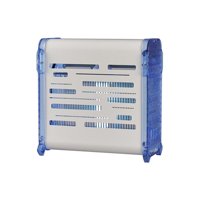 Bactinet Destructeur D Insectes Flyinbox Color 20 Laque Blanc Bleu