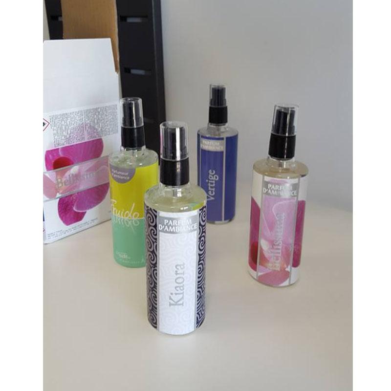 Bactinet Parfum D Ambiance Vertige Lot De 4 3