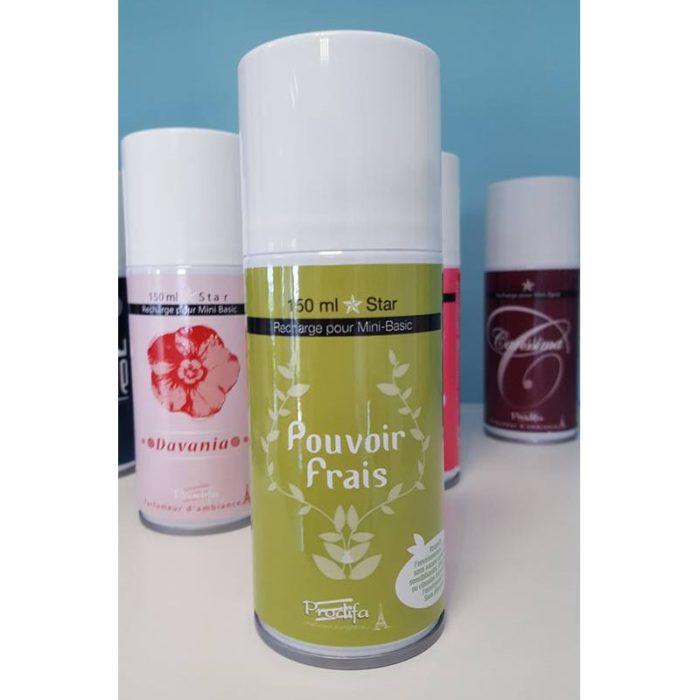 Bactinet Parfum Davania Pour Mini Basic 4