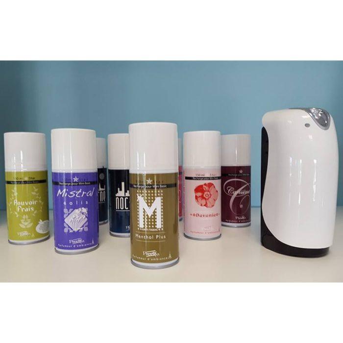 Bactinet Parfum Davania Pour Mini Basic 5
