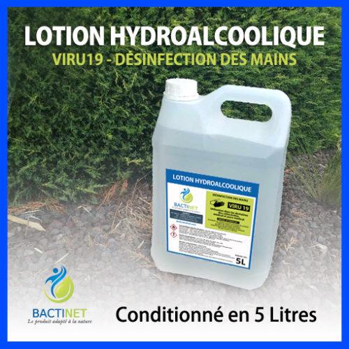 Bactinet Bactinet Viru19 Bidon 5L Accueil Boutique 756