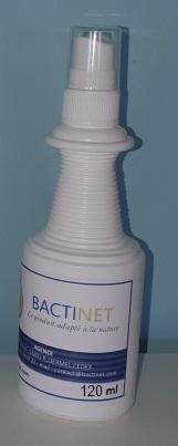 Bactinet Flacons 120ml 718