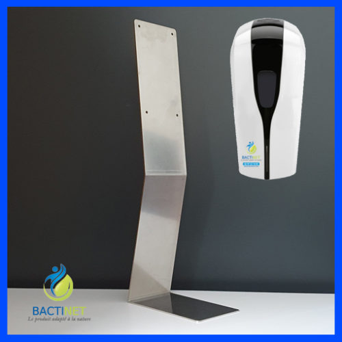 Bactinet Bactinet Bacti Spray Support Inox A Poser 758
