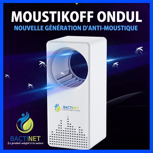 Bactinet Anti Moustique Bactinet Moustikoff Ondul 1 751